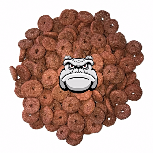 15kg Meaty Dog Rings - Complete Adult Dog Food